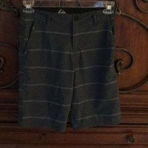 Young teen Quicksilver dry/ wet shorts